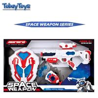 2017 New Arrival Kids Plastic Gun Toy Gun Space Weapon Gun Series Role Playing Toys For Children's Gift