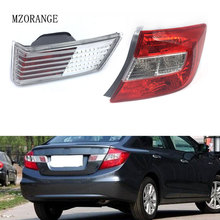 MIZIAUTO Tail Rear Light Trunk Lamp For HONDA CIVIC 2012 2013 FB2 FB3 Car-Styling High Quality Left Right Inner Outer Tail Lamp
