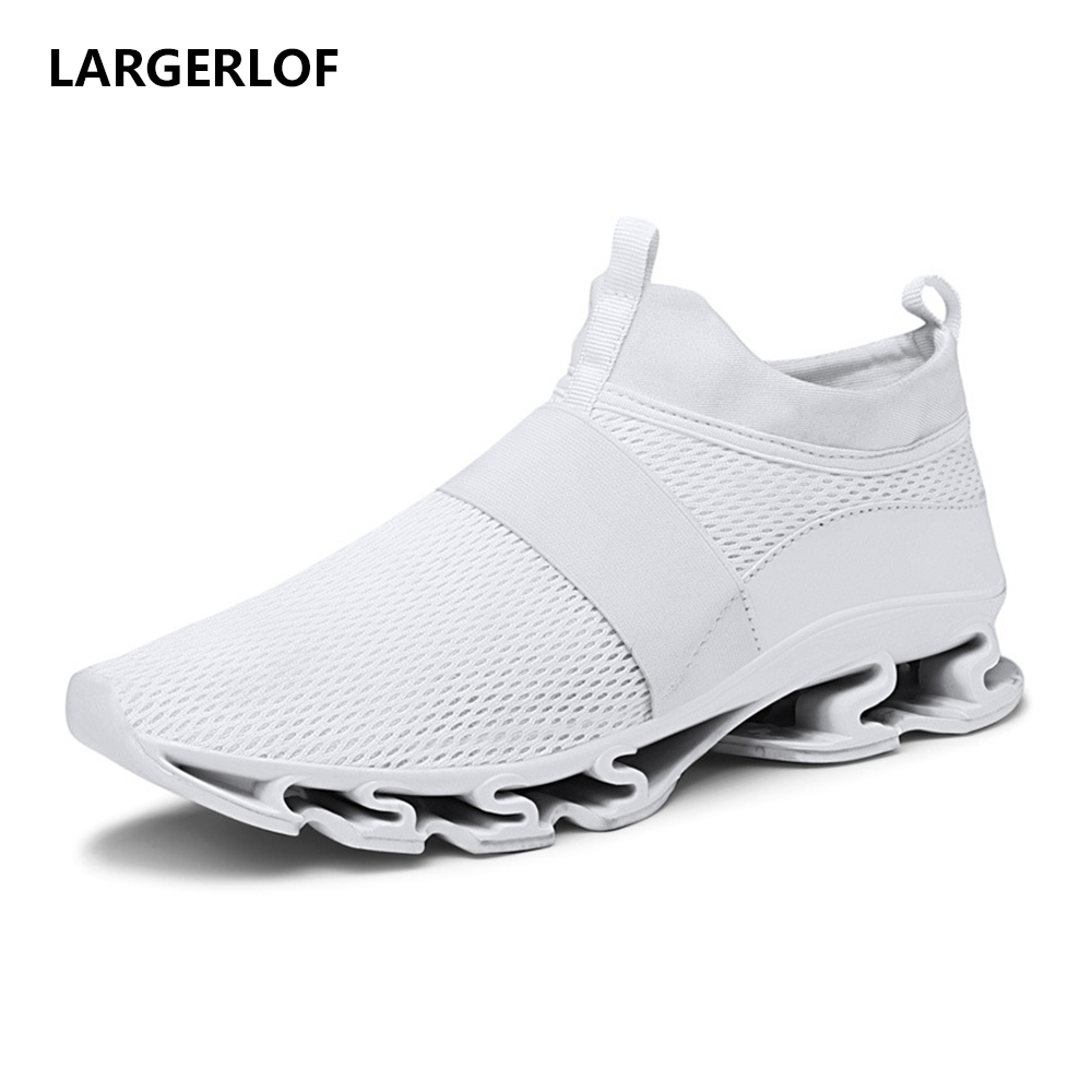 Shoes Athletic Sneakers For Men White Man Sneakers Male Shoes Adult Fitness Chaussure Homme Luxury SH37002 nike men s indee high shoes athletic sneakers leather white