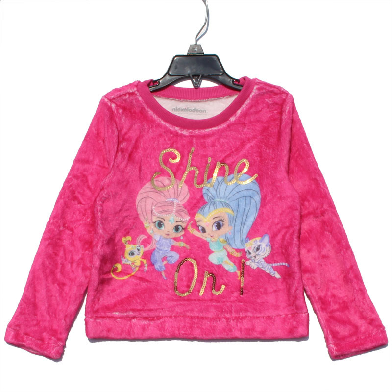 Shimmer And Shine Long Sleeve T Shirt 4//5 Years
