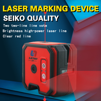 New LETER Laser Level Cross Line laser line Plumb laser