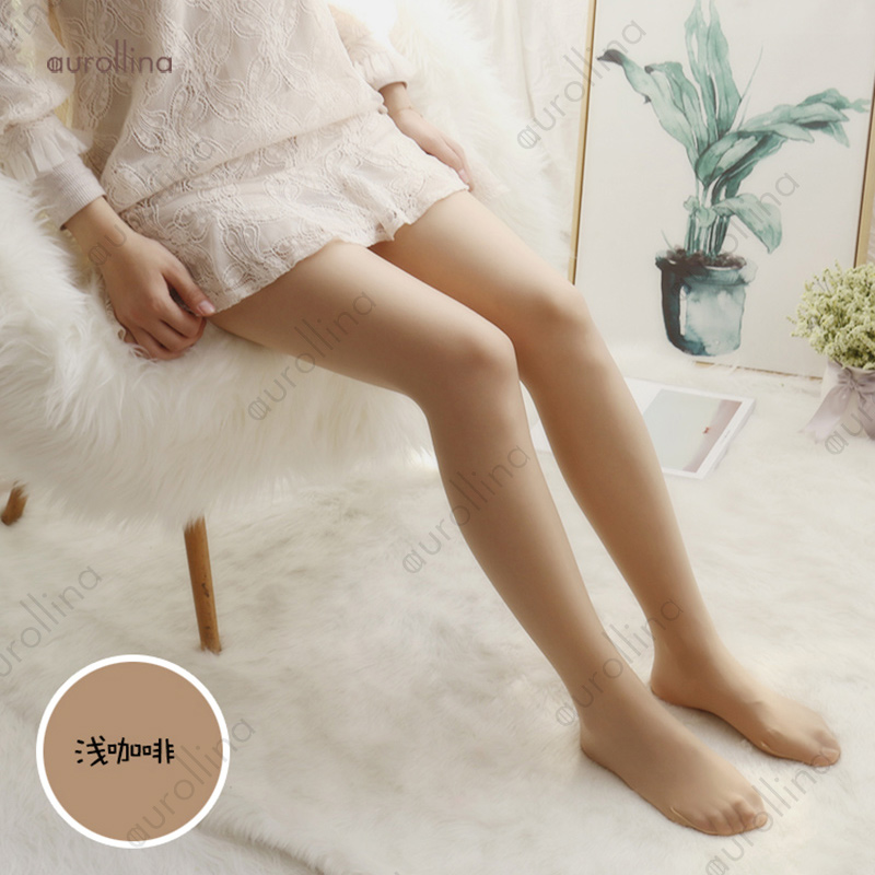 50Den Semi-Opaque Support Pantyhose Compression Tights Medium Thickness Exuberant  Winter Thick Autumn