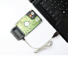 Adapter-Cable Converter Data-Interface Hard-Drive Ide Sata Black Usb-2.0 Male 1pc