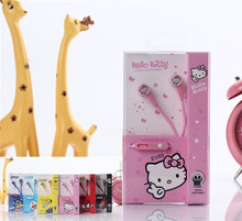SiciLY 5 Cartoon styles Super bass clear voice earphone Headset Mobile Computer MP3 Universal earphone with retail package