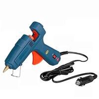 110 240V 60W Hot Melt Glue Gun And Melt Glue Sticks Small High Power With Switch