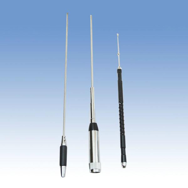Четыре диапазона 60 Вт Номинальная Мощность 27/50/144/430 МГц Quad Band Мобильный Радио Антенна Бесплатно доставка