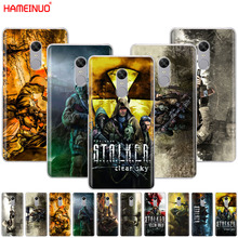 Stalker Cear Sky Game Fashion Luxury Cover phone  Case for Xiaomi