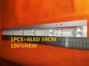 "Image 5 - LED backlight สำหรับ LG 32 ""ทีวี 6 โคมไฟ 32MB25VQ 6916l 1974A 6916l 1981A lv320DUE 32LF580V 32LB5610 innotek drt 3.0 32 32LB582V"