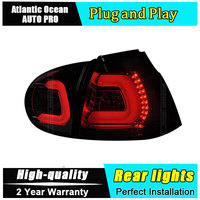 2003 2008 for vw golf 5 led rear lights car styling for golf mk5 led rear lamp parking vw golf 5 taillights led car light