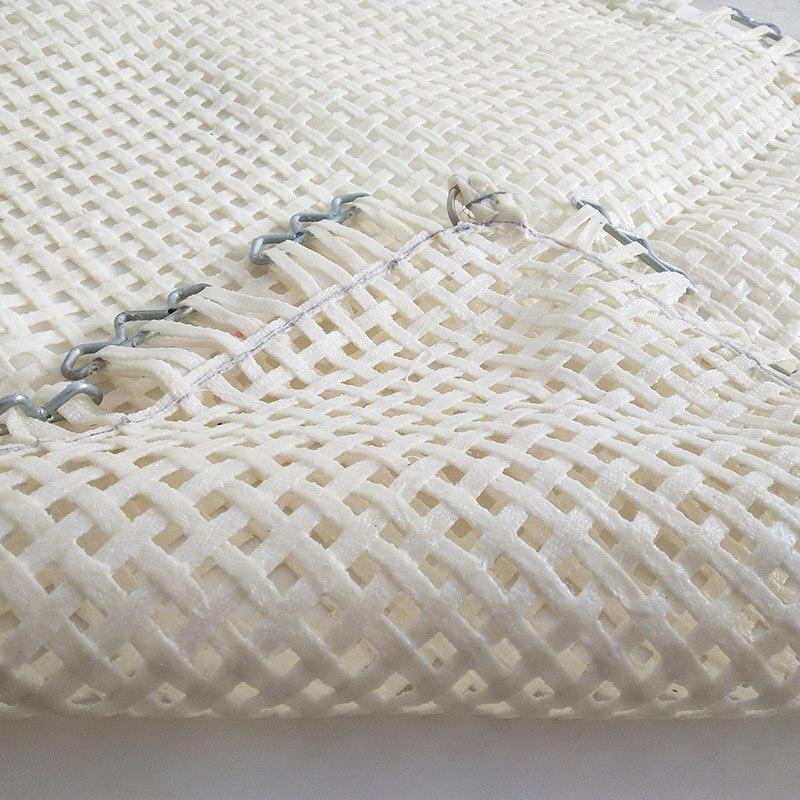 Parc de Trampoline extérieur nouveau matériel sautant tapis de Trampoline blanc