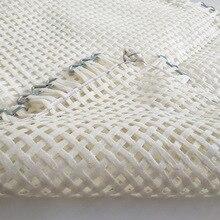 купить Outdoor Trampoline Park New Material Jumping White Trampoline Mat дешево
