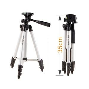 Image 3 - Штатив с 3 сторонней головкой для Nikon D7100 D90 D3100 DSLR NEX 5N A7S 650D 70D 600D WT 3110A