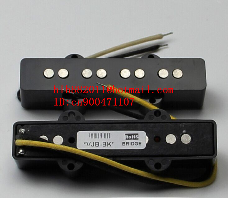 free shipping new electric bass guitar open pickup in black   HY-8316 free shipping new 5 strings electric bass guitar open pickup in black w 8369