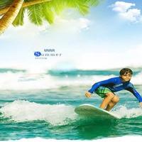 2019 High Quality Children Surfboard Water Planking Surfboard Freestyle Kickboard Buoyancy Foam Board Paddling Board 84*47*5CM