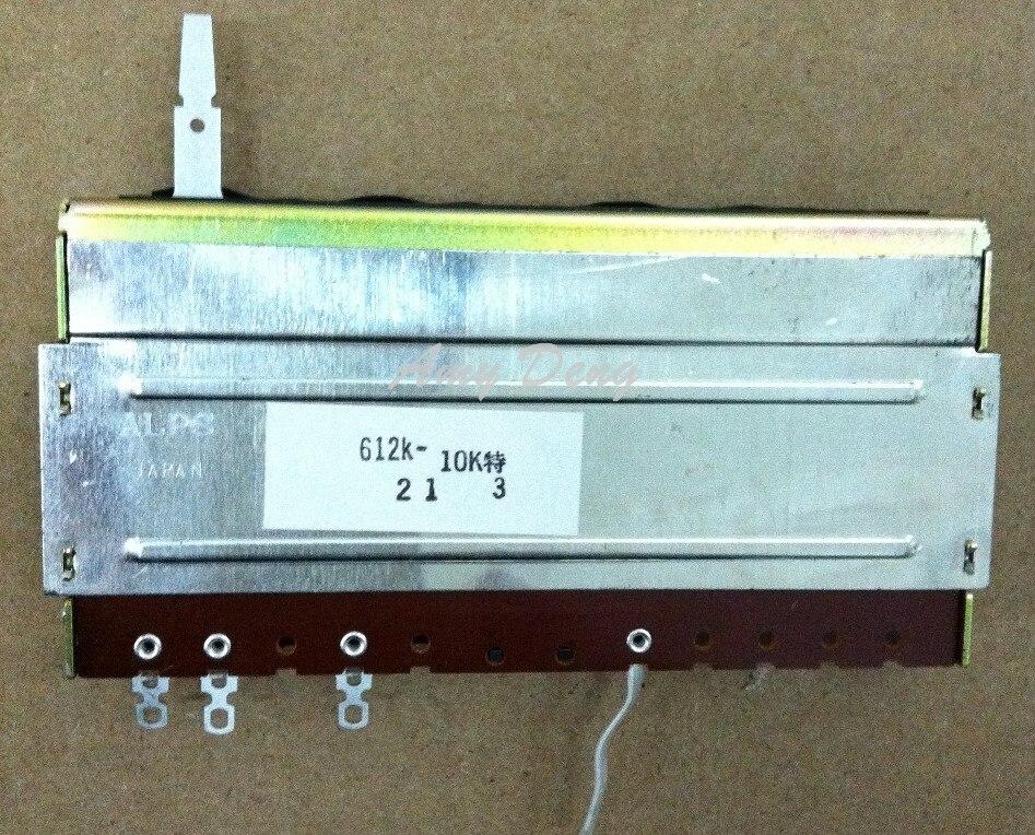 Original  107MM hybrid sliding potentiometer 10K special shaft length 20MMOriginal  107MM hybrid sliding potentiometer 10K special shaft length 20MM