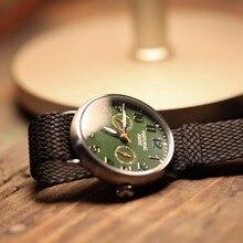 Южная Корея Модный Бренд Часы Кварцевые Случайный Наручные Часы ПРИРОДНОГО ПАРКА мужская 2016 relojes hombre hand made Нейлоновый Ремешок Водонепроницаемый