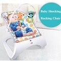 Saúde e Segurança, Multi-Função de Choque Vibração Cadeiras De Balanço Do Bebê Cadeira De Balanço Crianças Automática Puzzle Lazer Seguranças