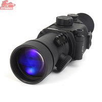 ZIYOUHU DN650 Infrared Multi function Night Vision Monocular Outdoor Hunting Patrol 3 Gen Night Vision Goggles Low Light Level