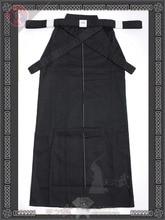 High Quality Kendo Iaido Aikido Hakama Black Martial Arts Uniform Sportswear Dobok Free Shipping