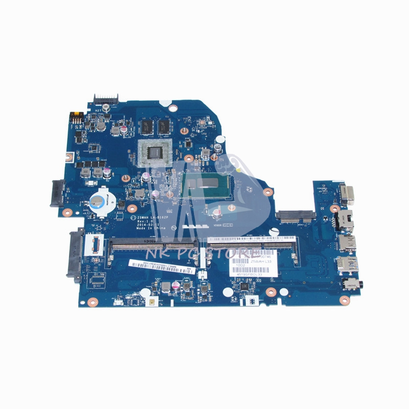 NEW NBMLC11005 NB MLC11 005 For Acer aspire E1 572 E1 572G Laptop Motherboard Z5WAH LA