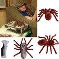 Высокое Качество Творческой многофункциональный высокая моделирования паук управления Пульт Дистанционного управления паук Электрические игрушки JK874371