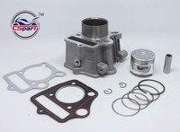 47mm Cylinder Piston Ring Gasket Kit 70CC Kaya Lifan ZongShen Dirt Pit Bike
