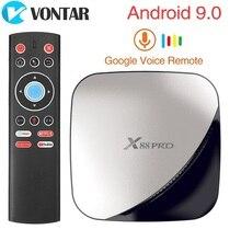 X88 PRO TV Box Android 9.0 4GB RAM 128GB 64GB 32GB Google Vo