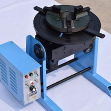 HD-50 50кг сварочное устройство для позиционирования turntable заварки с токарный патрон WP200