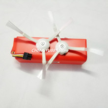 Original 14.4V 5200mAh vacuum cleaner battery +2pcs side brush Suitable for xiaomi mi robot  xiaomi robot  roborock