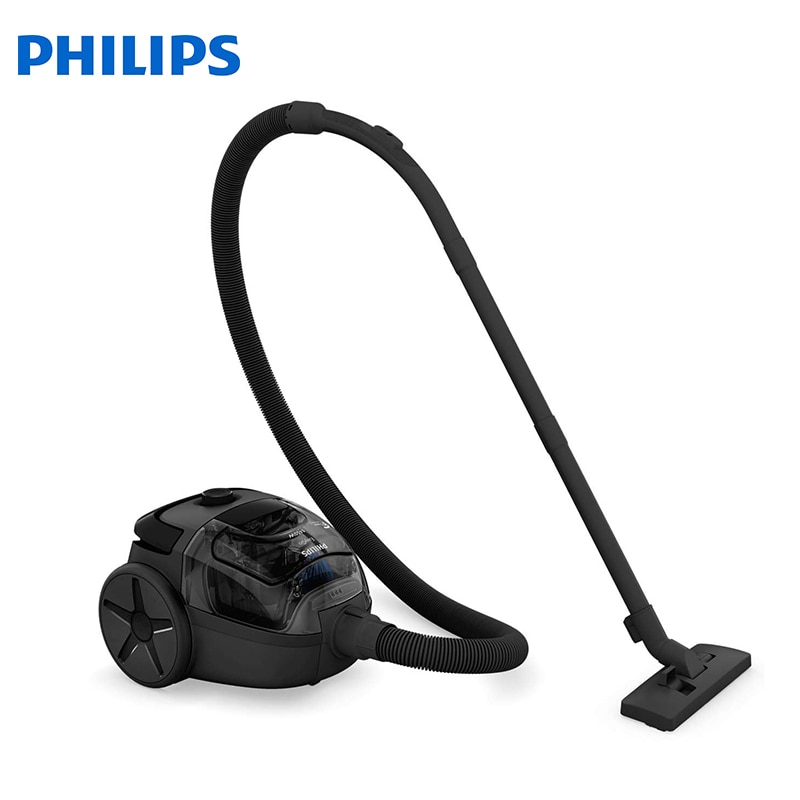 Bagless vacuum cleaner Philips EasyGo FC8087/01 dustcontainer cleaners for home 10 side brush for philips fc8603 fc8700 fc8705 fc8710 fc8715 fc8772 fc8774 fc8776 fc8810 fc8820 fc8830 8832 vacuum cleaner parts