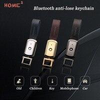 High End Car Bluetooth Anti Lose Keychain Auto Men Keyring For BMW Audi Mazda Lada Subaru