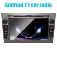 2 DIN android 7.1 dvd stereo for Opel Opel Astra H Vectra Antara Zafira Corsa DVD GPS Navi Radio RDS screen car stereo