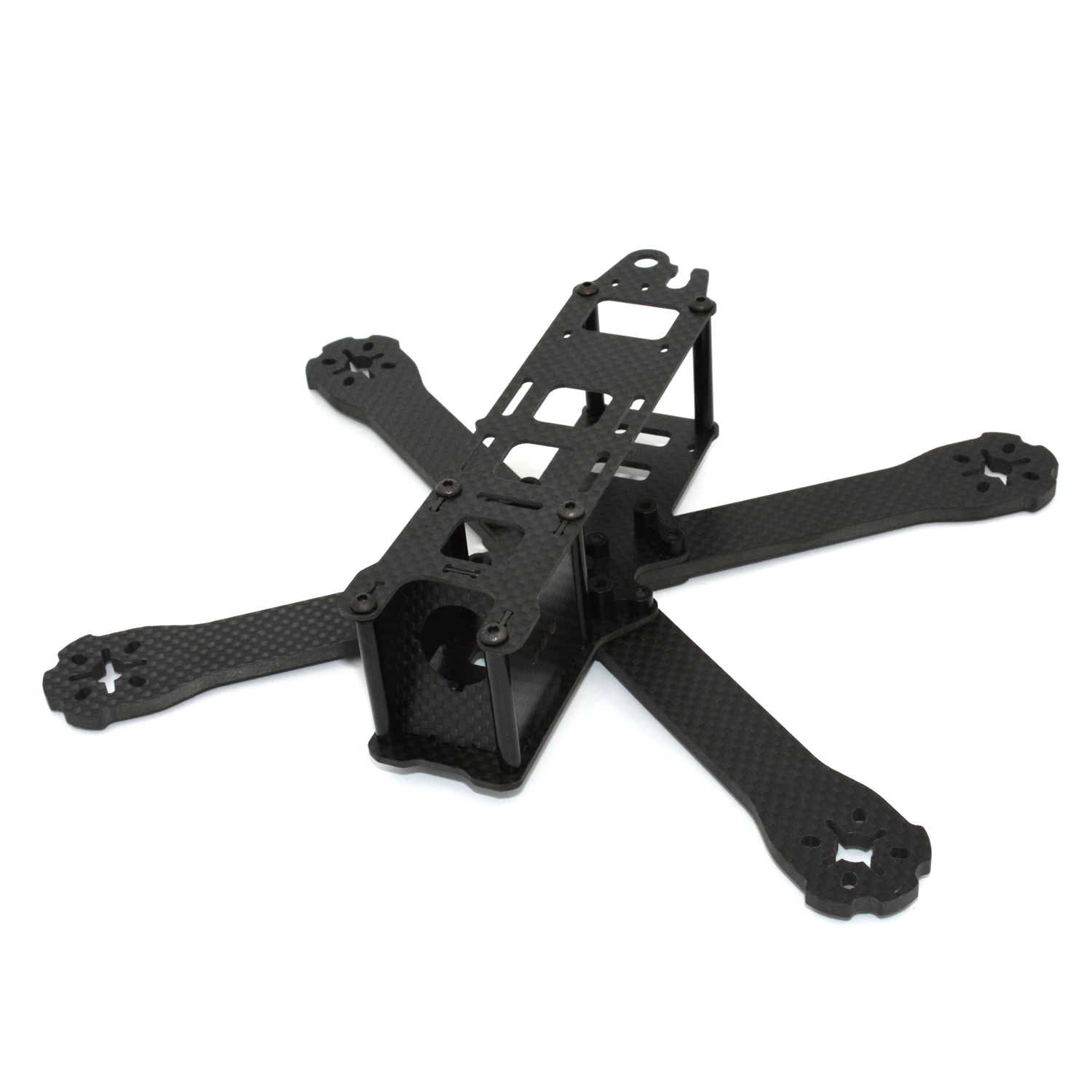 QAV220mm 260mm DIY Mini Drone FPV Quadcopter Pure Carbon Fiber 4mm QAV-R 220 260  Quadcopter carbon fiber frame diy rc plane mini drone fpv 220mm quadcopter for qav r 220 f3 6dof flight controller rs2205 2300kv motor