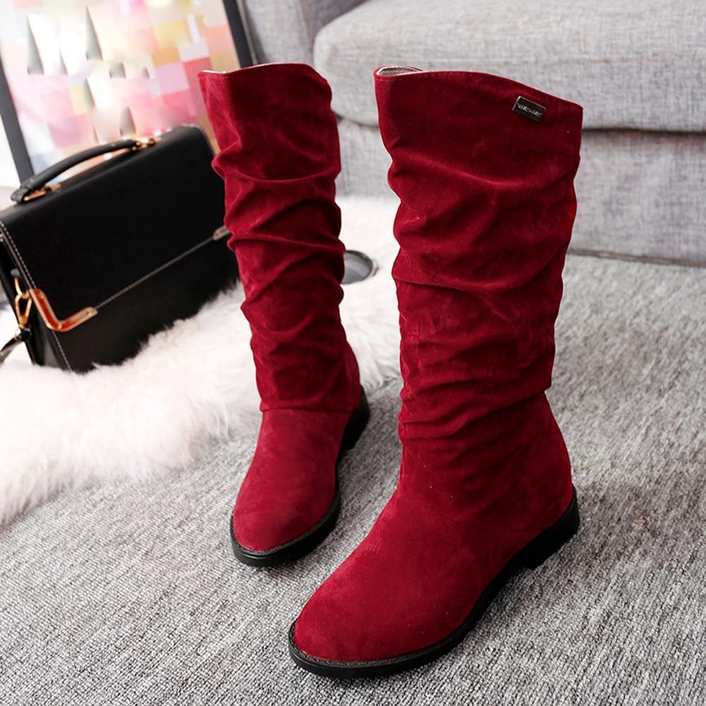 Women Girls Fashion Shoes Autumn Winter