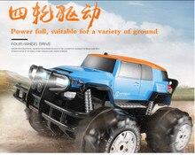 Merek baru Asli YED1601 4WD empat wheel drive Eletronic air Didukung Land overlord 1/10 Off-road kendaraan mobil RC Climbing RTR
