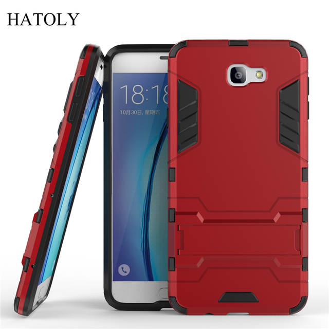 detailed look 666ee 4e3fb US $2.68 37% OFF|sFor Cover Samsung Galaxy J7 Prime Case Rubber Armor Hard  Phone Case for Samsung Galaxy J7 Prime Cover for Samsung J7 Prime <-in ...