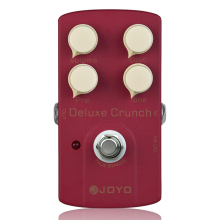 Electric Guitar Effect Pedal Deluxe Crunch Metal Instrument Spare Part Guitar Pedal JOYO JF - 39 недорого
