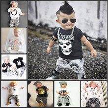Набор, girl удобные наборы baby футболки мягкие мальчик лето детская стиль