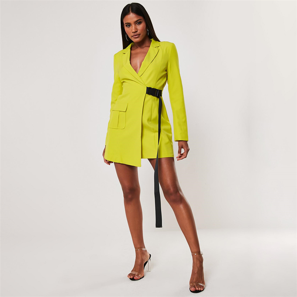 lime-blazer-seatbelt-blazer-dress (1)