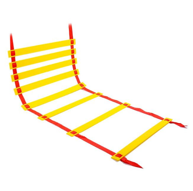Free Shipping Retail 3Meter 6 Rung Soccer Speed Football Fitness Feet Training Agility Ladder ...