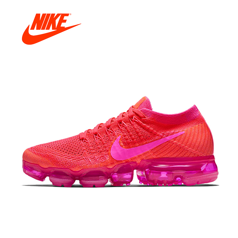 NIKE Air VaporMax New Arrival 2018 AIR MAX Unisex Sneakers Shoes Light Comfortable Running Shoes Unisex Shoes