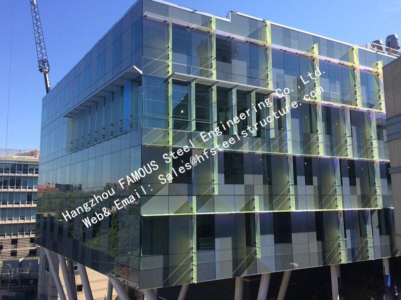 Modules solaires en verre Double composant façade photovoltaïque mur rideau cellules solaires systèmes photovoltaïques électriques