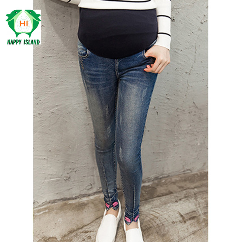 Popular Maternity Super Skinny Jeans-Buy Cheap Maternity Super ...