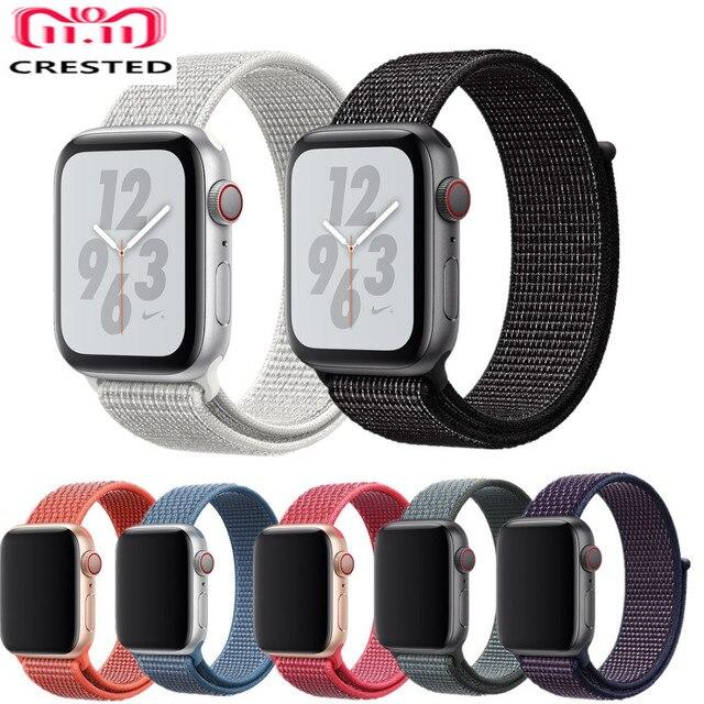 Crested Sport Loop Banda Per Apple Orologio 4 44 Millimetri 40 Millimetri Iwatch