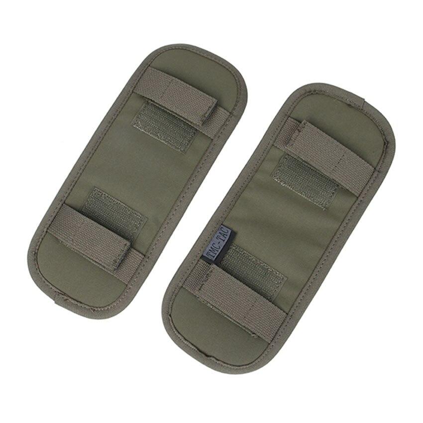 1 Pair TMC2875 Tactical Vest Shoulder Strap Pad Shoulder Comfort Cushion Pad Paded Protect Free shipping