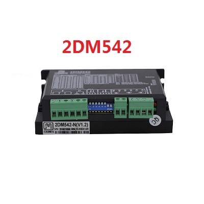 JMC 2 phase Nema 17 23 hybrid stepper motor driver 2DM542 цена