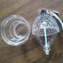 Акриловый жесткий дозатор меда диспенсер сиропа соус кухонная банка для хранения кухонная утварь дропшиппинг FAS