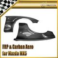 Car-styling Carbon Fiber Front Wider Vented Fender +20mm Fit For Mazda MX5 NA6 NA8 JDM