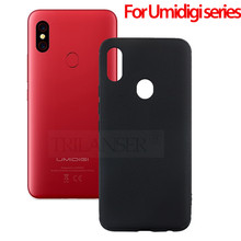TRILANSER case For Umidigi A5 A3 Pro Case silicone umidigi F1 PLAY Shockproof Back Cover Fast delivery