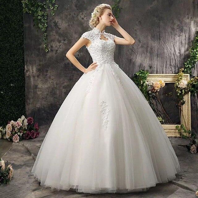Vestidos de noiva bonitos